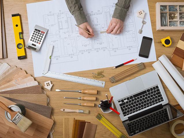 Realizzazione siti per geometri, architetti e progettisti meccanici